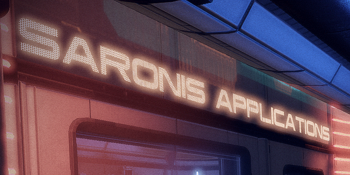 Saronisapplications