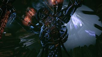 Human-reaper intro