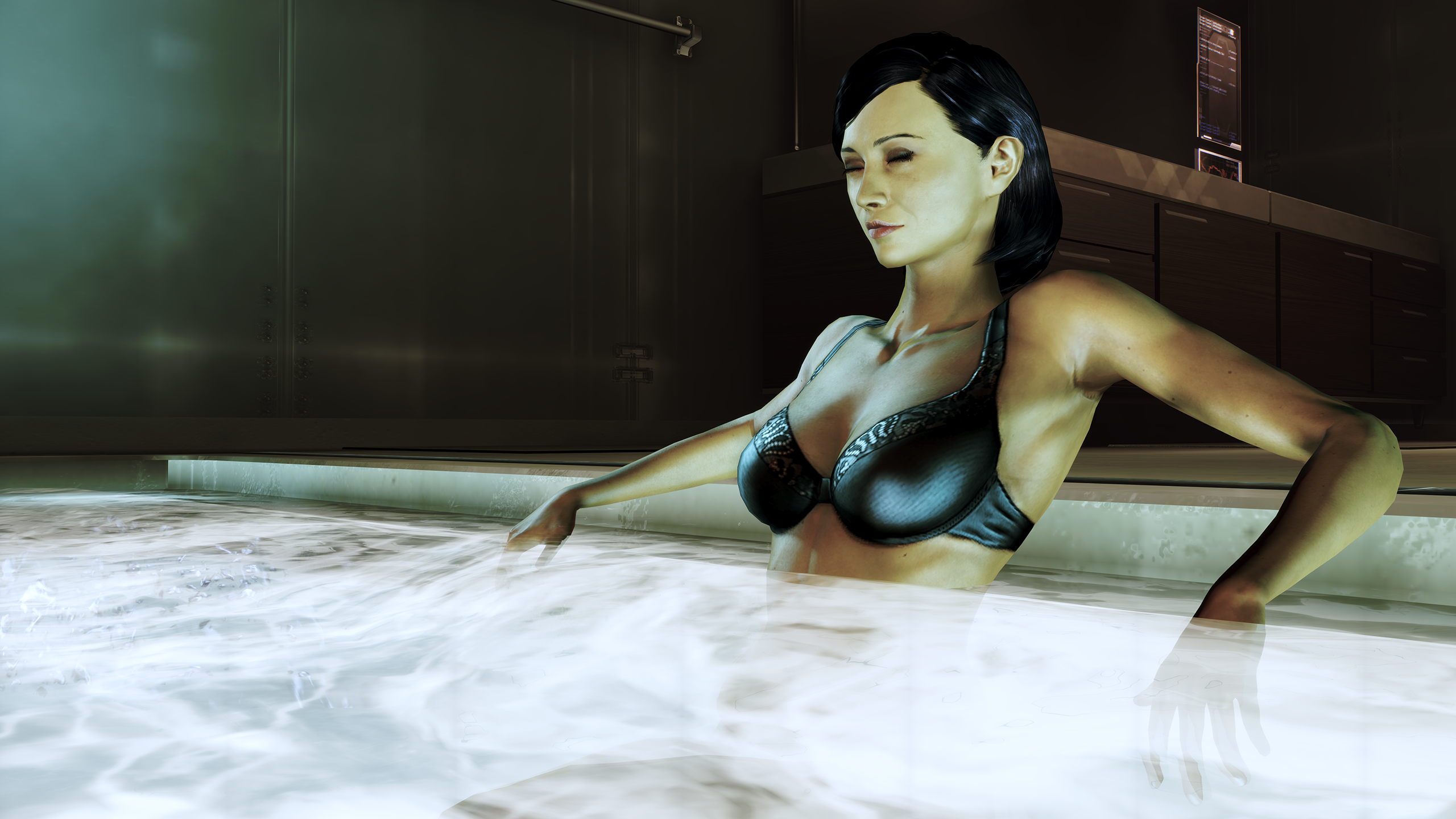 All the girls in masseffect 3d pics smut movies