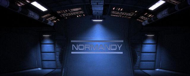 File:Normandy - Navigation's Deck.jpg