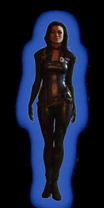 ME2 Miranda Loyal Outfit