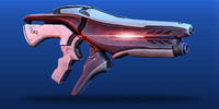 ME3 Disciple Shotgun