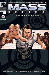 Portada de Mass Effect: Conviction