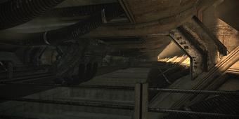 Feros SLI - Tunnels
