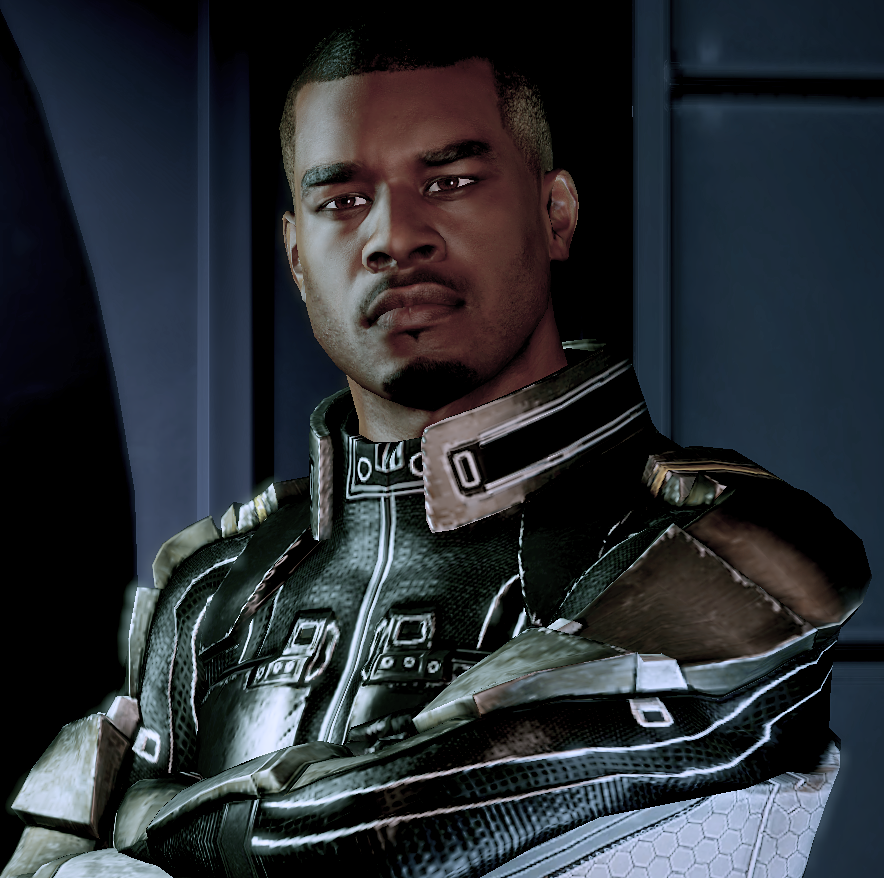 Image result for jacob taylor mass effect