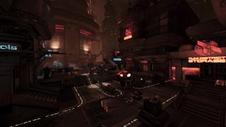 Omega - aria's bunker under siege