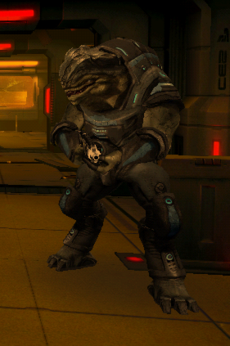 Krogan Prisoner