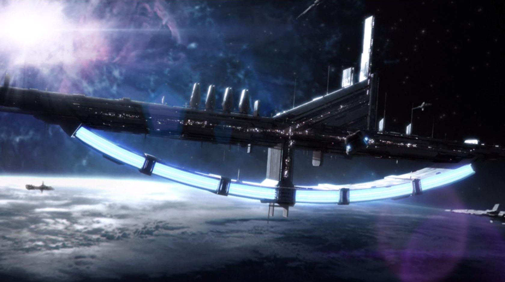 prison space station -#main