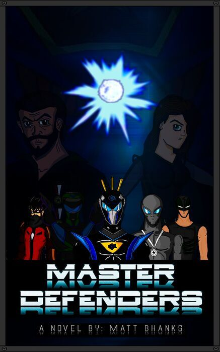 Master Defenders Book Cover Complete