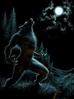 Howl-of-the-werewolf