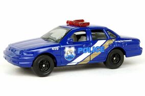 Ford Crown Victoria Police - 8472ef