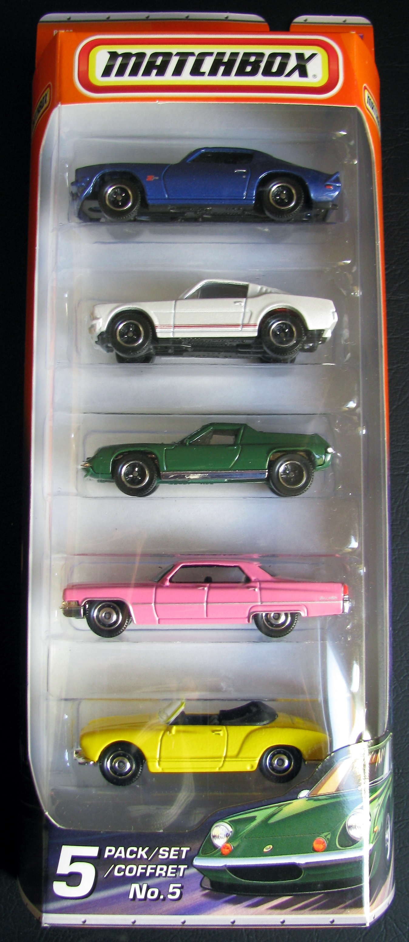 Image - 2010 5-packs No.5 Classic Rides.jpg | Matchbox Cars Wiki ...