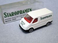MATCHBOX - FORD TRANSIT - STAROPRAMEN
