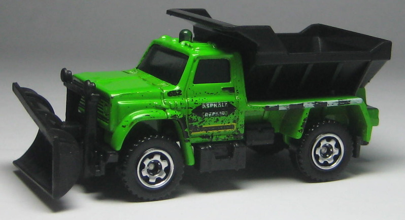 Highway Maintenance Truck | Matchbox Cars Wiki | Fandom ...