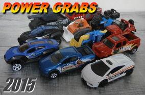 Power Grabs Cast