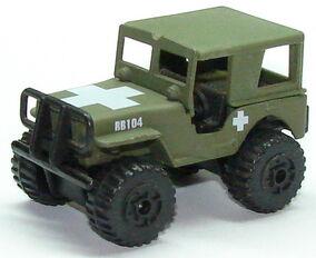 8205 Jeep 4x4 olvL