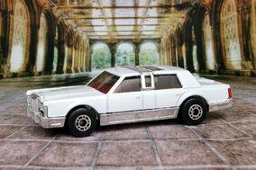 Lincoln Town Car - B6457cf