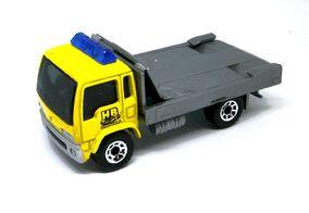 Isuzu Flatbed Truck 2000 Cast