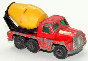 7619 Cement Truck
