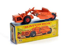Allis-Chalmers Earth Scraper (Box)