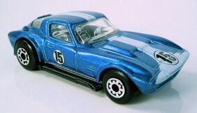 65 Corvette Grand Sport MB2-G1 blue Macau