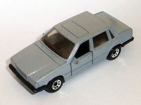 Volvo 760 (Cast).