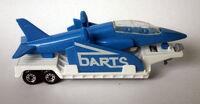 Aircraft Trailer Convoy