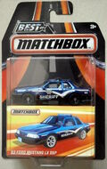 Best of Matchbox 2016 Ford Mustang LX SSP