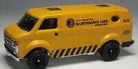Chevy Van (2007)