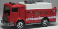 Mack Auxiliary Power Truck