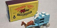Horse Drawn Milk Float (Matchbox Originals)