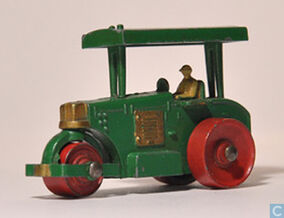 Road Roller 1a