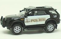 Ford Police 2013