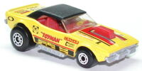 List of 1991 Matchbox