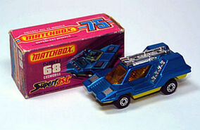 Cosmobile (1975-77 Box)