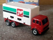 Mercedes Container Truck (7 UP)