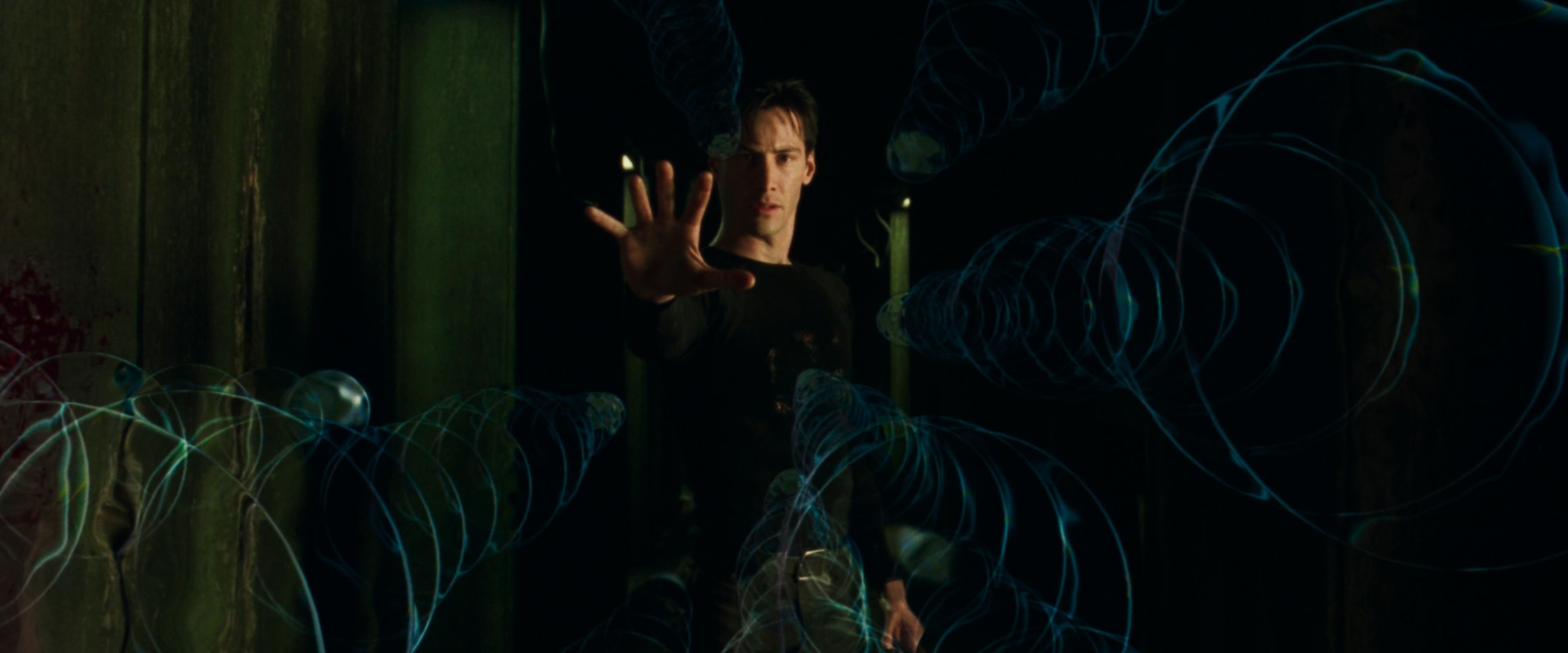 The Matrix 1 Neo