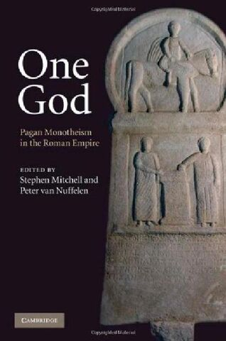 File:One God Pagan Monotheism in the Roman Empire0000.jpg