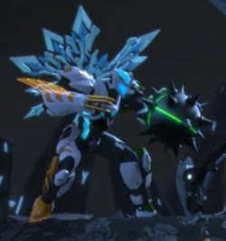 Max Steel's Turbo Mega Mode