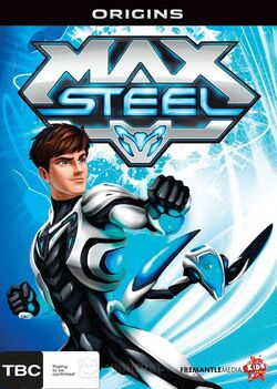 Max Steel Origins DVD