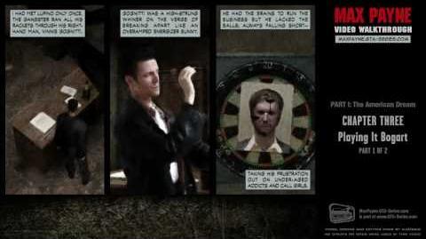 Max Payne - The American Dream - Playing it Bogart 1 2 (HD)