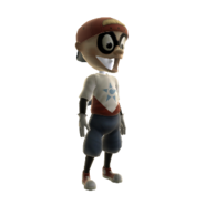 Captain BaseballBatBoy Xbox LIVE Outfit Male