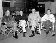 Alan Rafkin and Cast