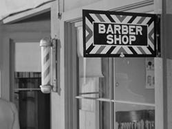 BarberShopSign