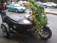 Mayberry Days - Barney's Motorcycle 2