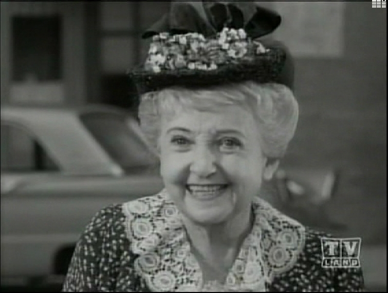 Image result for the andy griffith show mrs mendlebright