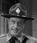 State Policeman