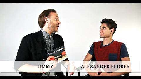 """YLWJ Alexander Flores drops by to Talk """"Maze Runner The Scorch Trials"""" and more!"""