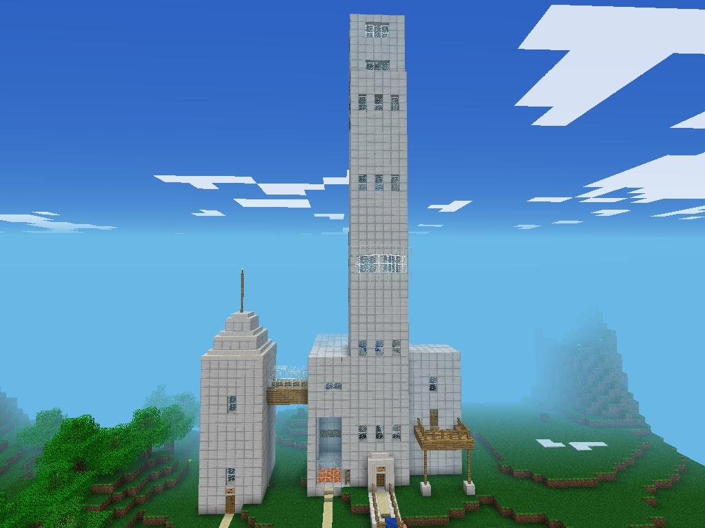 Minecraft Xbox  Build Height Limit