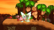 Giant punch kirby